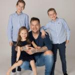 Familiefoto i Stavanger